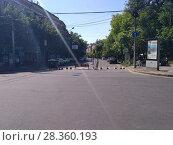 Купить «Улицы Еревана в мае 2018», фото № 28360193, снято 2 мая 2018 г. (c) Агата Терентьева / Фотобанк Лори