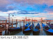 Church of San Giorgio Maggiore in Venice, Italia. Стоковое фото, фотограф Коваленкова Ольга / Фотобанк Лори