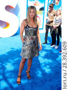 Купить «Premiere of 'Storks' at the Village Theater - Arrivals Featuring: Jennifer Aniston Where: Westwood, California, United States When: 17 Sep 2016 Credit: FayesVision/WENN.com», фото № 28392609, снято 17 сентября 2016 г. (c) age Fotostock / Фотобанк Лори