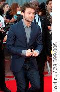 Купить «American Airlines Presents Empire Live: Swiss Army Man and Imperium Film Premieres at the Cineworld, O2 Arena, London Featuring: Daniel Radcliffe Where...», фото № 28399005, снято 23 сентября 2016 г. (c) age Fotostock / Фотобанк Лори