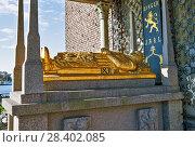 Купить «Кенотаф Ярла Биргера. Стокгольм. Швеция», фото № 28402085, снято 30 апреля 2018 г. (c) Сергей Афанасьев / Фотобанк Лори