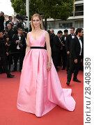 Купить «Chiara Ferragni during 'Le Grand Bain' premiere, 71st Cannes Film Festival, Cannes 13 May 2018.», фото № 28408389, снято 13 мая 2018 г. (c) age Fotostock / Фотобанк Лори