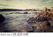 Купить «Lloret de Mar», фото № 28420545, снято 8 января 2017 г. (c) Яков Филимонов / Фотобанк Лори