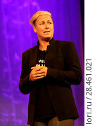 Professional soccer player Abby Wambach attends the PA Conference... (2016 год). Редакционное фото, фотограф W.Wade / WENN / age Fotostock / Фотобанк Лори