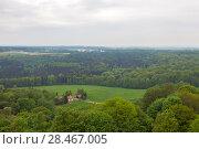 Купить «Крепость Кёнигштейн. Горная крепость в Саксонской Швейцарии. Виды.», фото № 28467005, снято 3 мая 2018 г. (c) Воробьева Анна / Фотобанк Лори