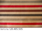 Купить «Old grunge striped paper background», фото № 28485505, снято 18 ноября 2012 г. (c) Ingram Publishing / Фотобанк Лори