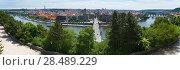 Купить «Prague panorama, Czech Republic.», фото № 28489229, снято 29 мая 2011 г. (c) Юрий Брыкайло / Фотобанк Лори