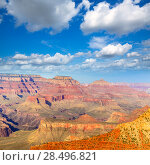 Купить «Arizona Grand Canyon National Park Mother Point in USA», фото № 28496821, снято 14 апреля 2013 г. (c) Ingram Publishing / Фотобанк Лори