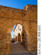 Купить «Benassal Arc de la Mola Benasal in Maestrazgo Castellon at spain», фото № 28498693, снято 7 ноября 2007 г. (c) Ingram Publishing / Фотобанк Лори