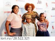 Laila, Tina Campbell, JJ and Meela attending the 19th Annual First... (2016 год). Редакционное фото, фотограф La Niece / WENN.com / age Fotostock / Фотобанк Лори