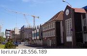 Купить «Калининград. Музей Мирового океана», фото № 28556189, снято 8 мая 2018 г. (c) Ed_Z / Фотобанк Лори