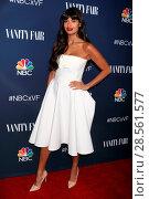 Купить «NBC And Vanity Fair Toast the 2016-2017 TV Season at NeueHouse Featuring: Jameela Jamil Where: Los Angeles, California, United States When: 03 Nov 2016 Credit: Nicky Nelson/WENN.com», фото № 28561577, снято 3 ноября 2016 г. (c) age Fotostock / Фотобанк Лори