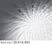 Купить «Abstract soft technology 3d illustration background for design», иллюстрация № 28614493 (c) ElenArt / Фотобанк Лори