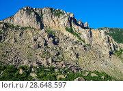 Гора Южная Демерджи. Крым (2018 год). Стоковое фото, фотограф Natalya Sidorova / Фотобанк Лори