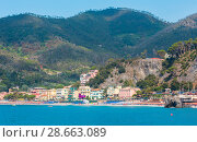 Купить «Monterosso, Cinque Terre», фото № 28663089, снято 26 июня 2017 г. (c) Юрий Брыкайло / Фотобанк Лори