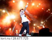 Купить «Limp Bizkit performing at Manchester Arena Featuring: Limp Bizkit, Fred Durst Where: Manchester, United Kingdom When: 12 Dec 2016 Credit: Sakura/WENN.com», фото № 28677725, снято 12 декабря 2016 г. (c) age Fotostock / Фотобанк Лори