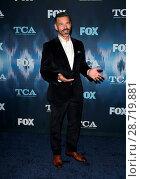 Купить «2017 Winter TCA Tour - FOX All-Star Party at Langham Hotel - Arrivals Featuring: Eddie Cibrian Where: Pasadena, California, United States When: 11 Jan 2017 Credit: FayesVision/WENN.com», фото № 28719881, снято 11 января 2017 г. (c) age Fotostock / Фотобанк Лори