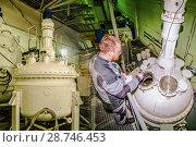 Купить «Индустриальный коллаж  . Концепция развития промышленности .», фото № 28746453, снято 16 октября 2018 г. (c) Сергеев Валерий / Фотобанк Лори