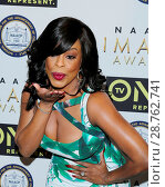 Купить «48th NAACP Image Awards Nominees' Luncheon at Loews Hollywood Hotel Featuring: Niecy Nash Where: Hollywood, California, United States When: 28 Jan 2017 Credit: Guillermo Proano/WENN.com», фото № 28762741, снято 28 января 2017 г. (c) age Fotostock / Фотобанк Лори