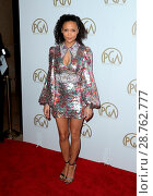 Купить «28th Annual Producers Guild Awards at The Beverly Hilton Hotel - Arrivals Featuring: Thandie Newton Where: Beverly Hills, California, United States When: 28 Jan 2017 Credit: FayesVision/WENN.com», фото № 28762777, снято 28 января 2017 г. (c) age Fotostock / Фотобанк Лори