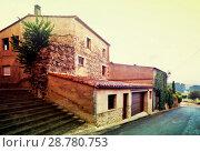 Купить «Pubol, Catalonia, Spain», фото № 28780753, снято 2 июля 2013 г. (c) Яков Филимонов / Фотобанк Лори