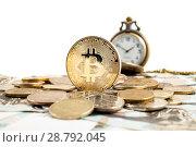 Купить «Время -  деньги», фото № 28792045, снято 1 июля 2018 г. (c) Литвяк Игорь / Фотобанк Лори