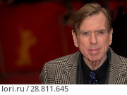 Купить «Cast members and director attend a premiere for 'The Party' at the 67th International Berlin Film Festival (Berlinale) Featuring: Timothy Spall Where:...», фото № 28811645, снято 13 февраля 2017 г. (c) age Fotostock / Фотобанк Лори