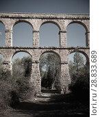 Купить «Pont del Diable, Tarragona», фото № 28833689, снято 31 января 2018 г. (c) Яков Филимонов / Фотобанк Лори