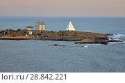 Купить «Kobba Klintar Island at sunset. Finland», фото № 28842221, снято 9 июля 2018 г. (c) Валерия Попова / Фотобанк Лори