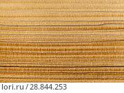 Купить «The wood texture of a chopped pine log», фото № 28844253, снято 21 июля 2018 г. (c) Игорь Овсянников / Фотобанк Лори