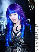 Купить «Endless Night Vampire Ball Featuring: Carrie Sleutskaya Where: Los Angeles, California, United States When: 19 Feb 2017 Credit: WENN.com», фото № 28871497, снято 19 февраля 2017 г. (c) age Fotostock / Фотобанк Лори