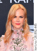 Купить «Goldene Kamera Awards 2017 at Messe Hamburg Featuring: Nicole Kidman Where: Hamburg, Germany When: 04 Mar 2017 Credit: WENN.com», фото № 28892445, снято 4 марта 2017 г. (c) age Fotostock / Фотобанк Лори