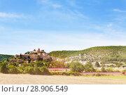 Купить «Banon vilage in alpes-de-haute-provence France», фото № 28906549, снято 15 июля 2017 г. (c) Сергей Новиков / Фотобанк Лори