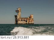 """8 цех завода """"Дагдизель"""" (2013 год). Редакционное фото, фотограф Махсумов Шамиль / Фотобанк Лори"""