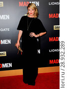 Katie Aselton at arrivals for MAD MEN & AMC Present The Black & Red Ball _ Part 2, The Music Center's Dorothy Chandler Pavilion, Los Angeles, CA March... Редакционное фото, фотограф Sara Cozolino/Everett Collection / age Fotostock / Фотобанк Лори