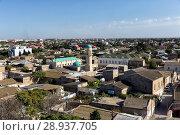 Купить «Поселок Мардакан. Mosque of Heydar cuma mascidi. Built in 1893. The Republic of Azerbaijan», фото № 28937705, снято 26 сентября 2015 г. (c) Евгений Ткачёв / Фотобанк Лори