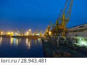 Купить «View over the port of Odessa», фото № 28943481, снято 22 августа 2016 г. (c) Caro Photoagency / Фотобанк Лори