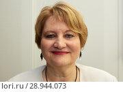 Купить «Berlin, Germany, Christa Stolle, Federal Managing Director of Terre des Femmes», фото № 28944073, снято 6 февраля 2017 г. (c) Caro Photoagency / Фотобанк Лори