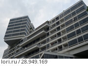 Купить «Singapore, Republic of Singapore, The Interlace», фото № 28949169, снято 14 декабря 2017 г. (c) Caro Photoagency / Фотобанк Лори