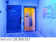 Купить «Germany, North Rhine-Westphalia bunker museum in Oberhausen», фото № 28950521, снято 16 марта 2016 г. (c) Caro Photoagency / Фотобанк Лори