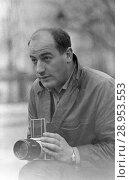Купить «Berlin, GDR, Manfred Krug, actor», фото № 28953553, снято 17 марта 1963 г. (c) Caro Photoagency / Фотобанк Лори