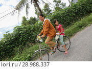 An Giang Province, Vietnam. (2017 год). Редакционное фото, фотограф Alexandra Buxbaum / age Fotostock / Фотобанк Лори