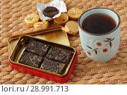 Купить «Pu-erh tea», фото № 28991713, снято 8 июля 2018 г. (c) Stockphoto / Фотобанк Лори