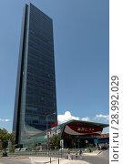 Купить «Istanbul Sapphire building in Istanbul, Turkey», фото № 28992029, снято 30 июня 2012 г. (c) Stockphoto / Фотобанк Лори