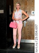Купить «Boux Avenue - SS17 campaign launch at Century Club, Shaftesbury Avenue, London Featuring: Larissa Eddie Where: London, United Kingdom When: 26 Apr 2017 Credit: WENN.com», фото № 29004697, снято 26 апреля 2017 г. (c) age Fotostock / Фотобанк Лори