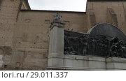Купить «Central altar of Monument to Giuseppe Verdi in Parma, Italy», видеоролик № 29011337, снято 24 ноября 2017 г. (c) BestPhotoStudio / Фотобанк Лори