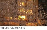 Купить «Flow of water from fountain in sunset rays on city background. HD slowmotion x4», видеоролик № 29037517, снято 23 февраля 2019 г. (c) Dmitry Domashenko / Фотобанк Лори
