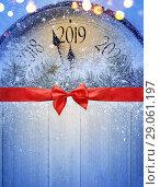 Купить «Countdown to midnight», фото № 29061197, снято 16 января 2019 г. (c) Сергей Петерман / Фотобанк Лори