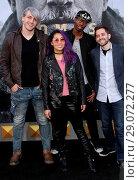 "Купить «King Arthur: Legend of the Sword Premiere held at the TCL Chinese Theatre in Hollywood. Featuring: Wes Johnson, Mari Takahashi, Amra ""Flitz"" Ricketts,...», фото № 29072277, снято 9 мая 2017 г. (c) age Fotostock / Фотобанк Лори"