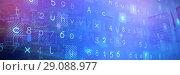 Купить «Composite image of server rack against sky and cloud background», фото № 29088977, снято 19 июня 2019 г. (c) Wavebreak Media / Фотобанк Лори